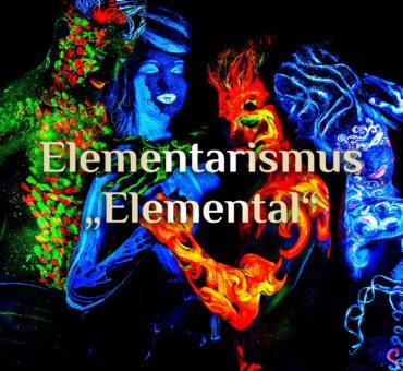 Die Elementalisten  🌱🔥💨💦✨ Elementare Mensch-Theorie