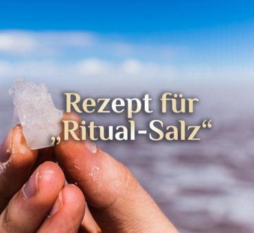 Elementar Salz 🧂 Pudriges Elixier zur magischen Reinigung 🧂 Ritual-Salz
