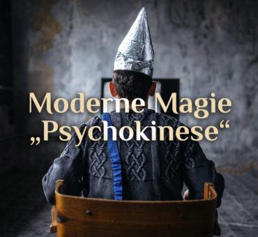 Was ist Psychokinese 📚 Magie des 21. Jahrhunderts? 📚 Die Formen der Psychokinese