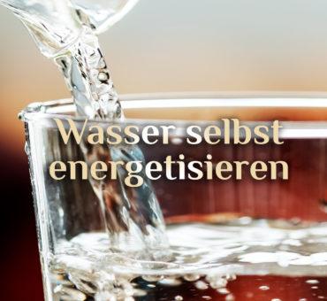 Elementares Wasser 💦 Anleitung Wasser selbst energetisieren 💦 magnetisiertes Wasser