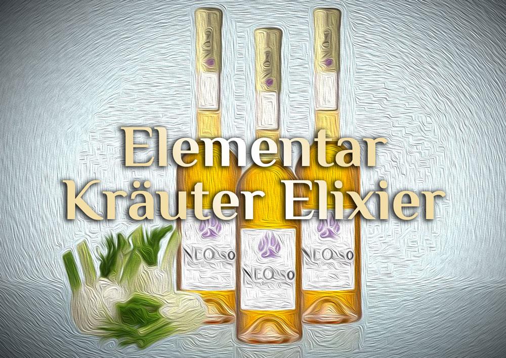 "Elementares Kräuter-Elixier ""Besser Magen"""