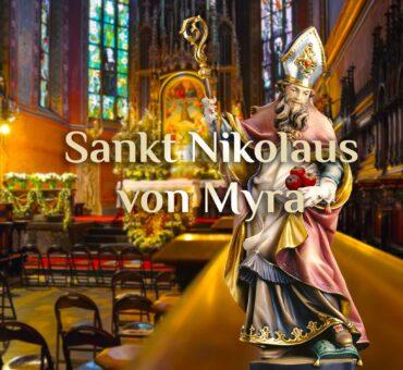 Der heilige Nikolaus 🎅🏻 wer war er wirklich? ✝️