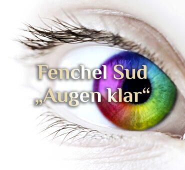 Fenchel Sud 👁️ Elementares Augenwasser 👁️ Fenchel Wasser