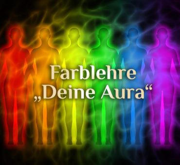 Elementare Aura 🌈 Farblehre der Aura