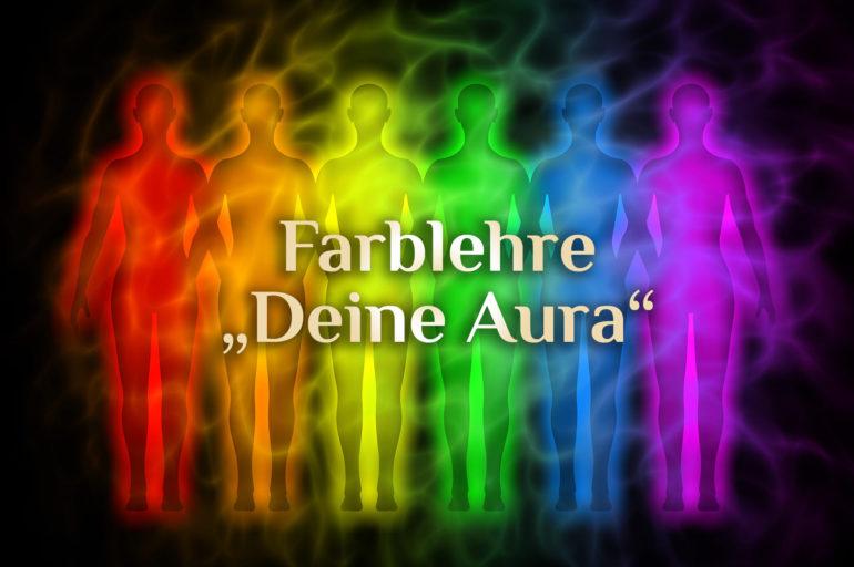 Farben Der Aura.Elementare Aura Farblehre Der Aura Neoeso