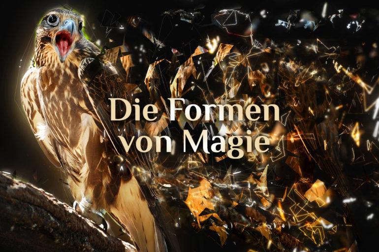 Die verschiedenen Magie-Arten 🌱🔥💨💦✨ Elementare Übersicht