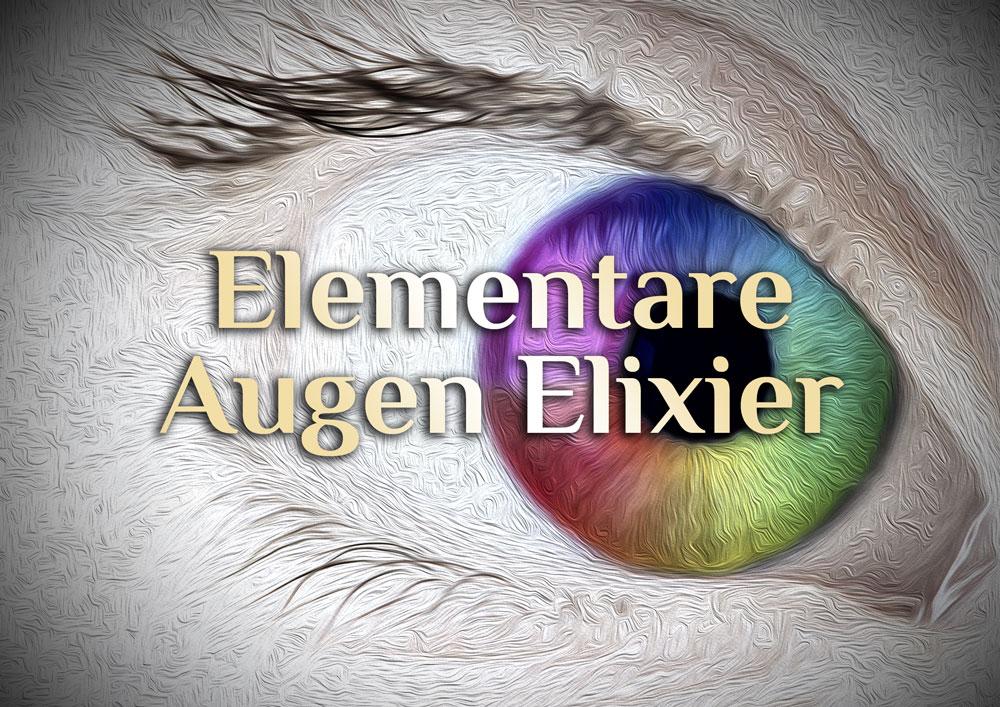 Elementares Augenwasser | Fenchel Wasser