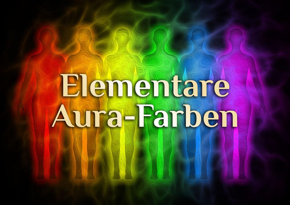 Elementare Aura | Farblehre der Aura