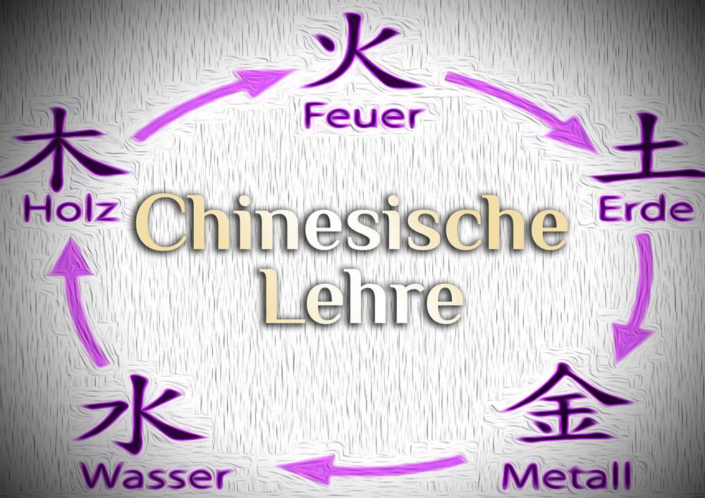 Elementarismus | Chinesische Elemente