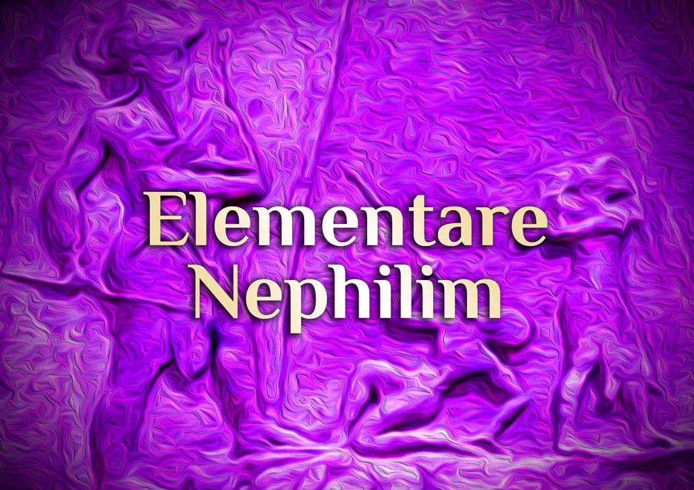 Elementare Nephilim-Theorie | Transformation der Aura