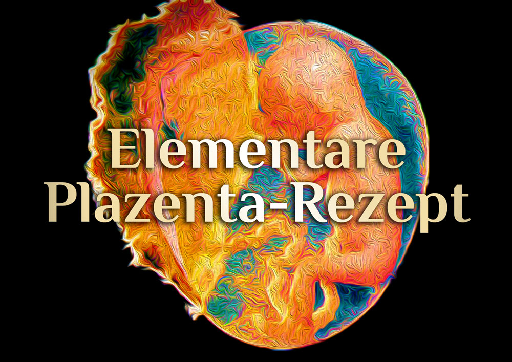 Elementare Plazenta-Rezepte