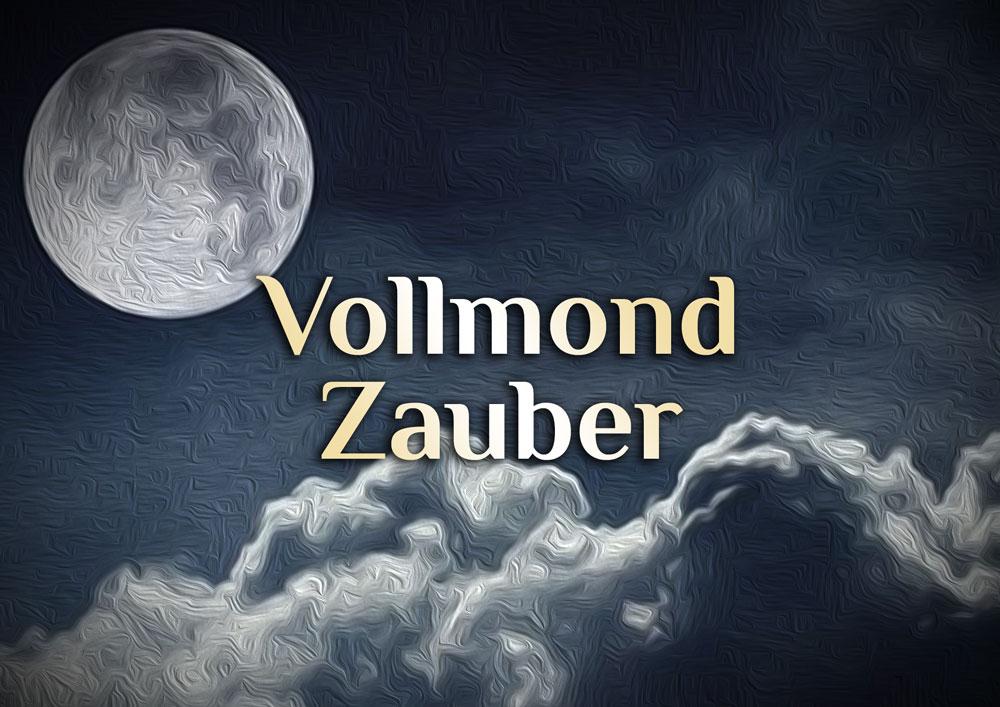 Der elementare Vollmond | Deutung & Vollmondzauber