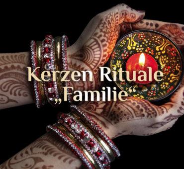 Ritual der Kerzen 🕯️ Zauber der Kerze 🕯️Familien-Kerzen