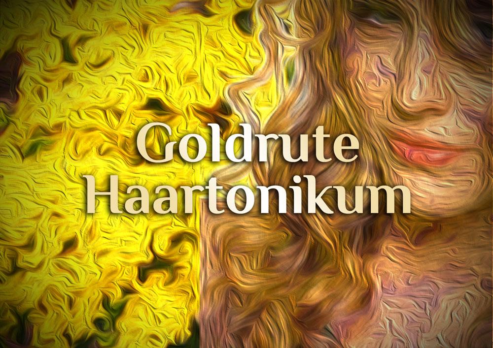 Goldrute Haartonikum | NEO-Alchemie Rezept