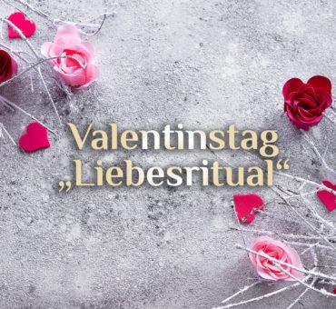 """Das elementare Valentins-Ritual 🌹 """"Elemente erneuert unsere Liebe"""""""