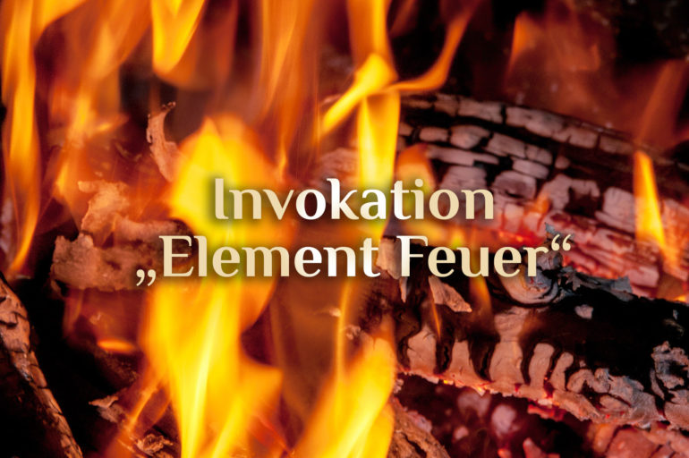 Invokation des elementaren Feuers 🔥