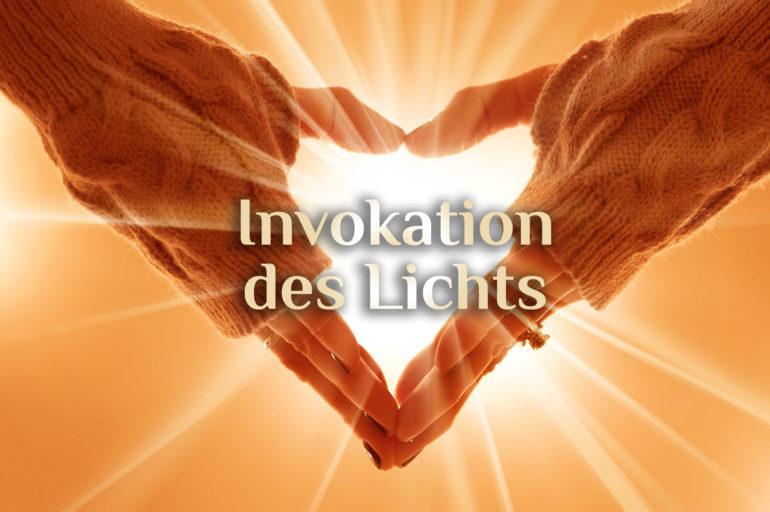 Licht Invokation 🕯️ Große Invokation 🕯️ elementare Licht Invokation