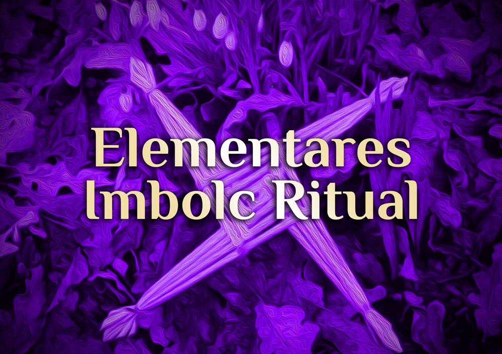 Elementares Imbolc Ritual | Imbol magisch feiern