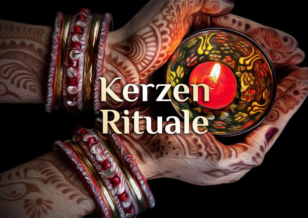 Kerzen als elementares Ritual-Instrument