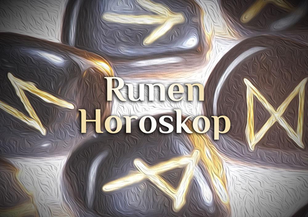 Runen Horoskop | Monatsrunen