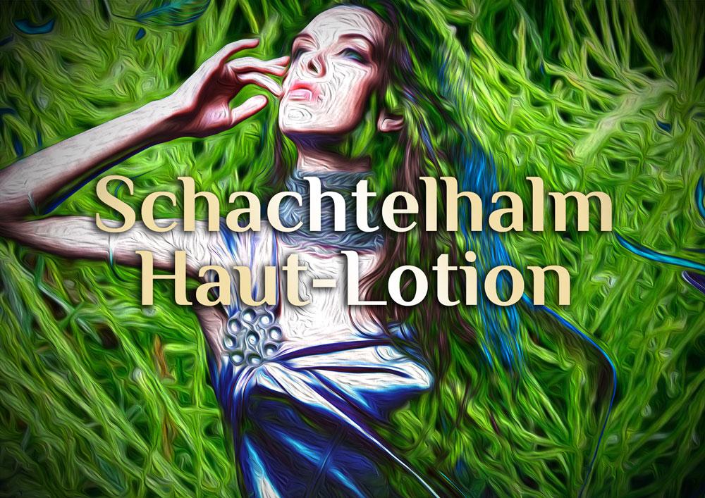 Schachtelhalm Haut-Lotion | NEO-Alchemie Rezepte