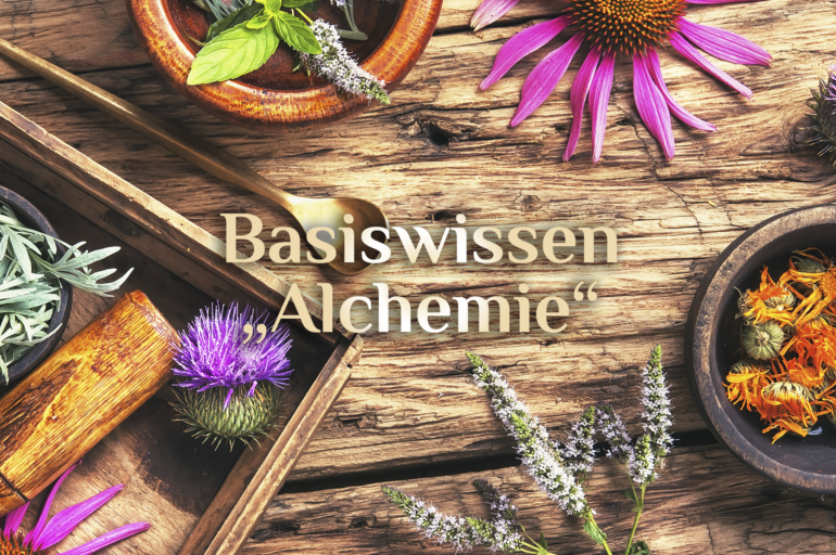 Elementare Alchemie ♨️ Basiswissen Alchemie ♨️ Transmutation und Alchemie