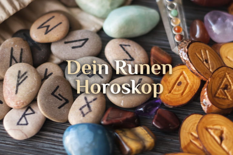 Runen Horoskop ✨ Monatsrunen ✨ Horoskop der Runen