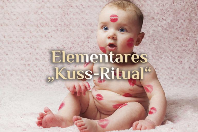 Kuss-Ritual 💋 Elementarer Kuss 💋 Liebe statt Hass