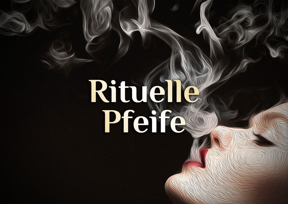Rituelle Pfeile | elementare Pfeife | heilige Pfeife