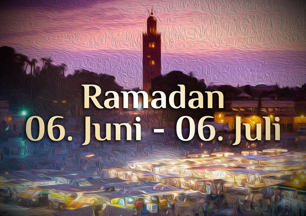 Elementarer Fastenmonat | Ramadan 2016