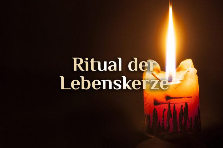 Lebenskerze 🕯️ Lebenskerzen Ritual 🕯️ Lebenskerze selbst gestalten