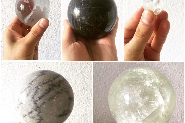 Kristalllesen | Kristallkugel lesen | Hellsehen