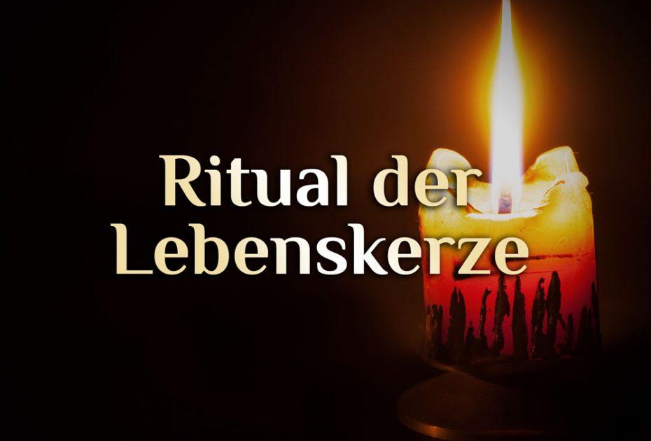 Lebenskerze | Lebenskerzen Ritual | Lebenskerze selbst gestalten