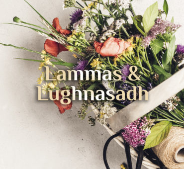 Lammas Ritual 💐 Schnitterinnenfest 💐 Lughnasadh Ritual