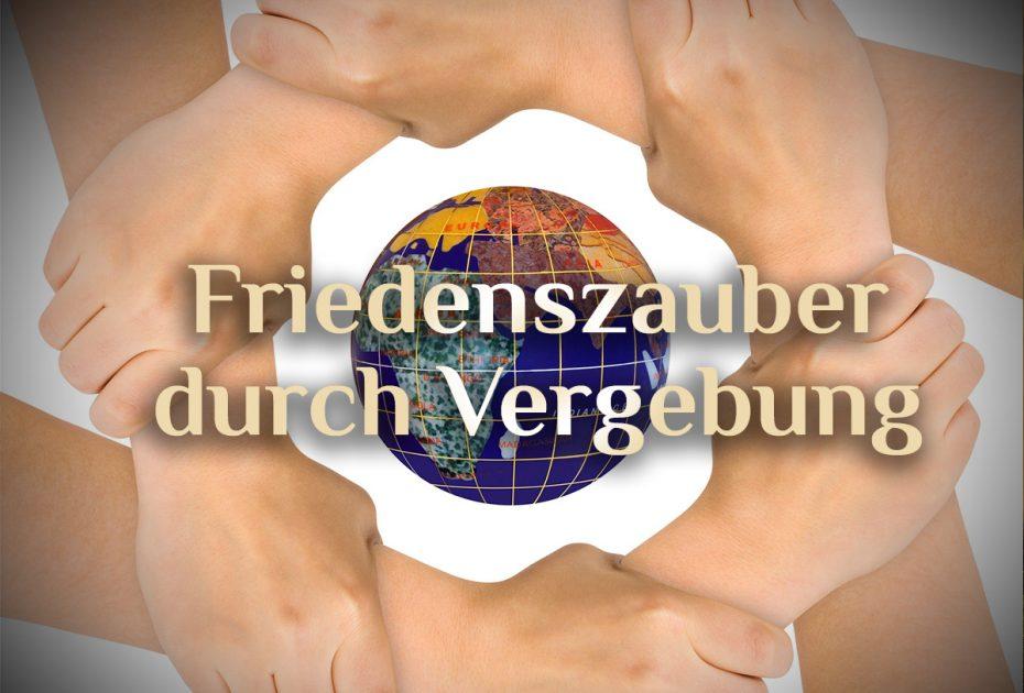 Friedenszauber | Zauber der Vergebung | Frieden finden