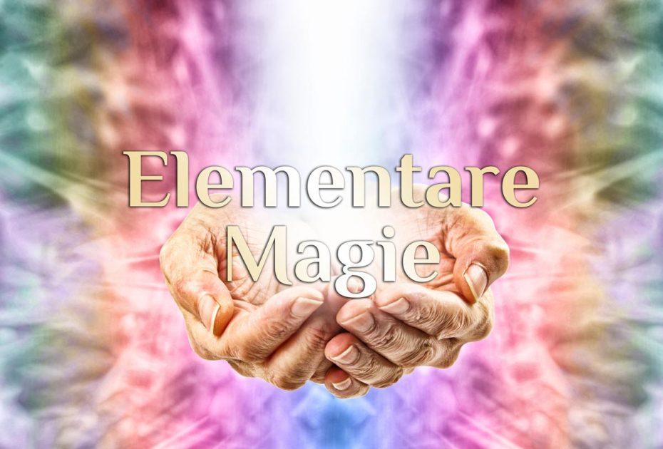Magie wirken   Magie & Selbsterkenntnis   Elementare Magie