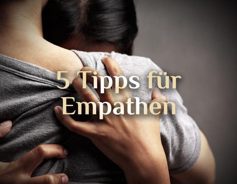 Empathie Fluch oder Segen   5 Tipps für Empathen