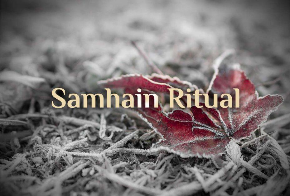 Samhain | Ritual für Samhain | Halloween