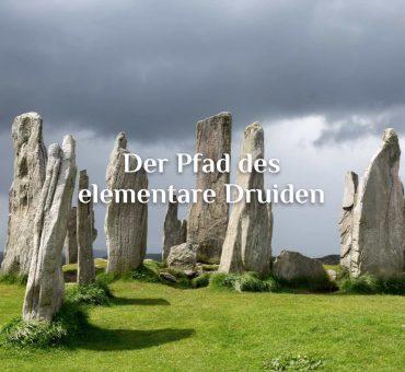 Der Druide | keltische Druiden | modernes Druidentum