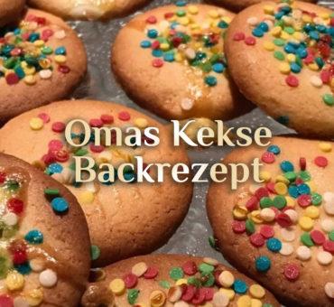 Omas Kekse | Weihnachtsplätzchen | magisches Backrezept