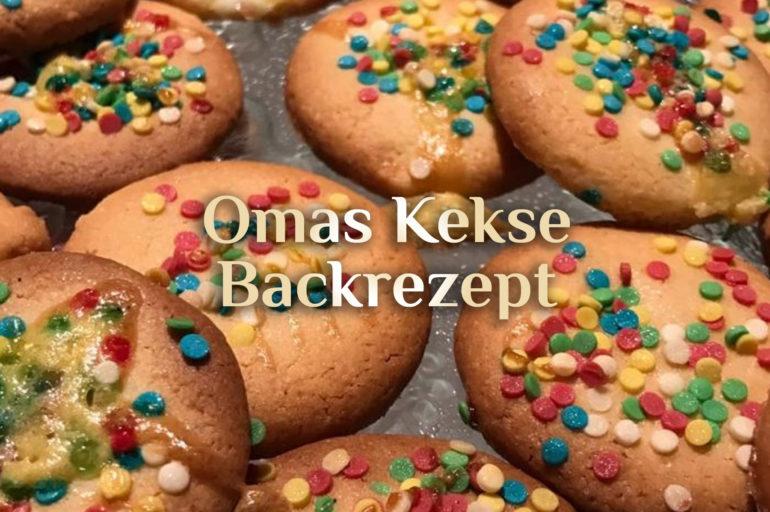 Omas Weihnachtsplätzchen.Omas Kekse Magische Kekse Rezept Für Kekse