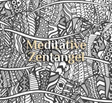 Meditatives Zeichnen 🌀 elementares Heilzeichnen 🌀 Mandala & Zentangel