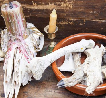 Nekormantie | Toten Anrufung | Zauberei mit Toten
