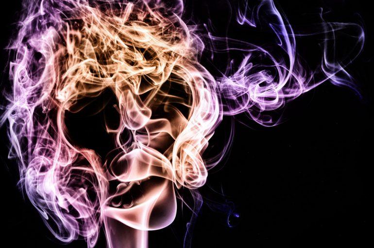 Reise auf den Traumpfaden | Schwarzer Nebel | Der Traumgänger auf Reisen
