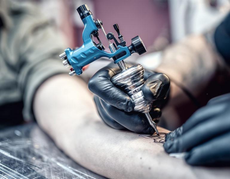 Magie & Tattoos | Magische Tattoos | Tattoos & Hexerei