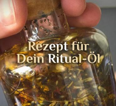 Ritual-Öl | Öl der Elemente | 5er Kraft Ritualöl