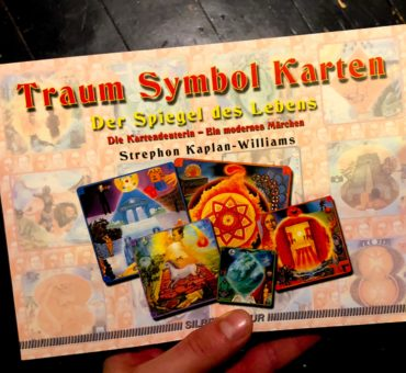 Die Traumkarten | Traum Symbol Karten | Stephon Kaplan-Williams