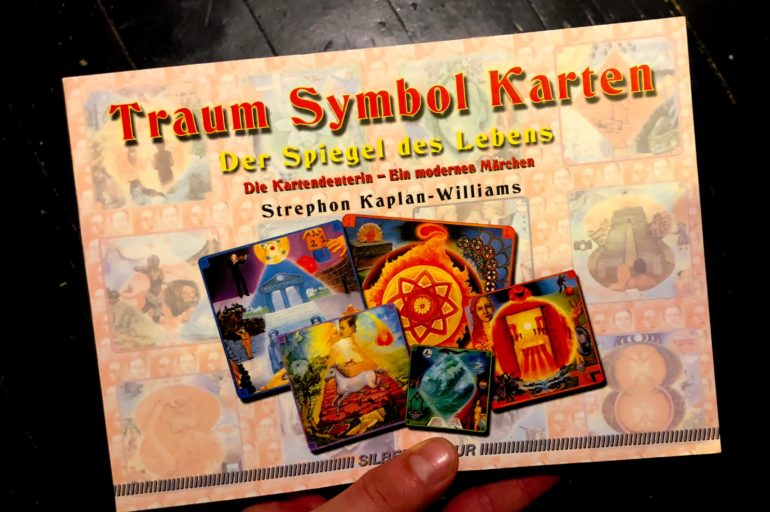 Die Traumkarten 🃏 Traum Symbol Karten 🃏 Stephon Kaplan-Williams