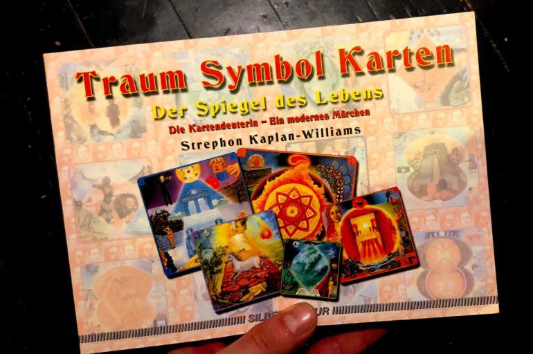 Die Traumkarten | Traum Symbol Karten | Stephon Kaplan-Williams