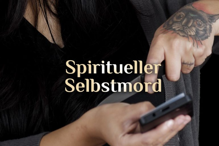 Spiritueller Selbstmord | Spiritueller Suizid